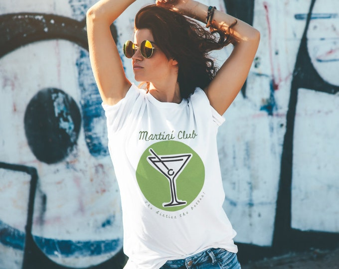 Martini Club Unisex T-Shirt