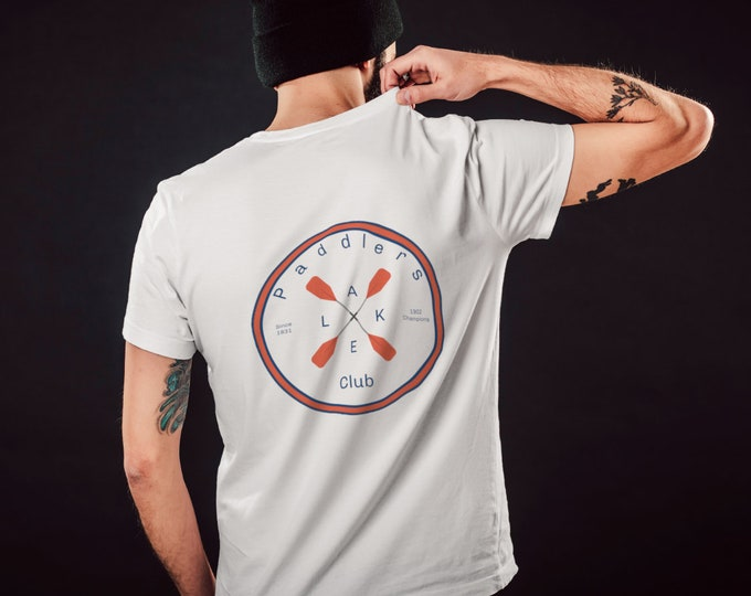 Paddlers Club Unisex T-Shirt