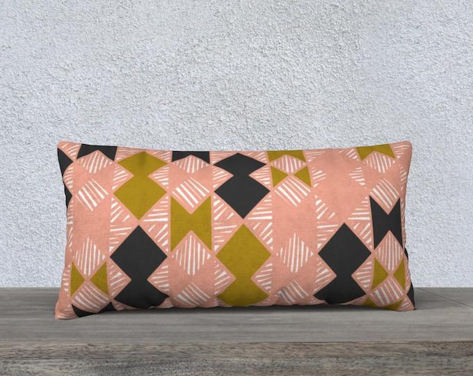 Tribal Design Long Pillow Case