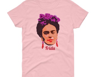 Frida Women's short sleeve t-shirt