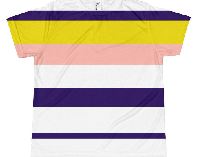 Kids Summertime Striped T-shirt
