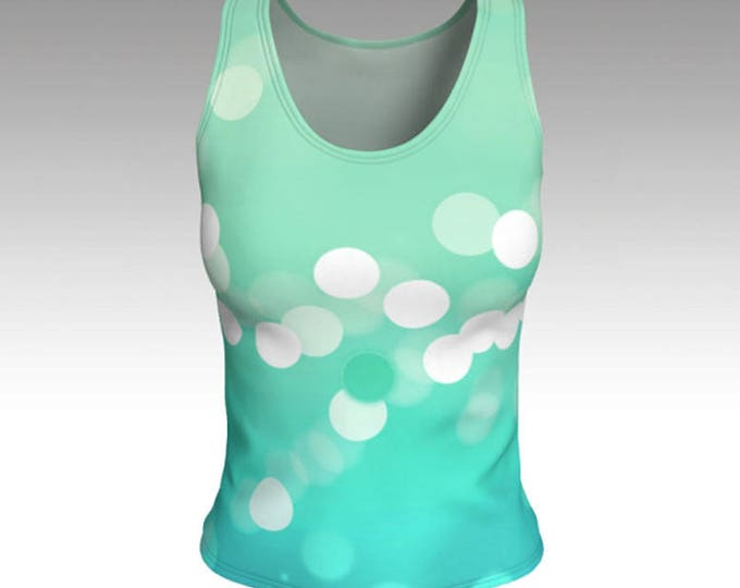 Sparkling Pool Tank Top