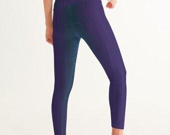 Blue Indigo Women's Yoga Pants