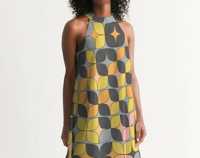 Featured listing image: Mod Squad Women's Halter Dress