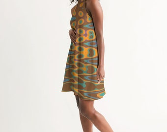 Hip Women's Summer Halter Dress