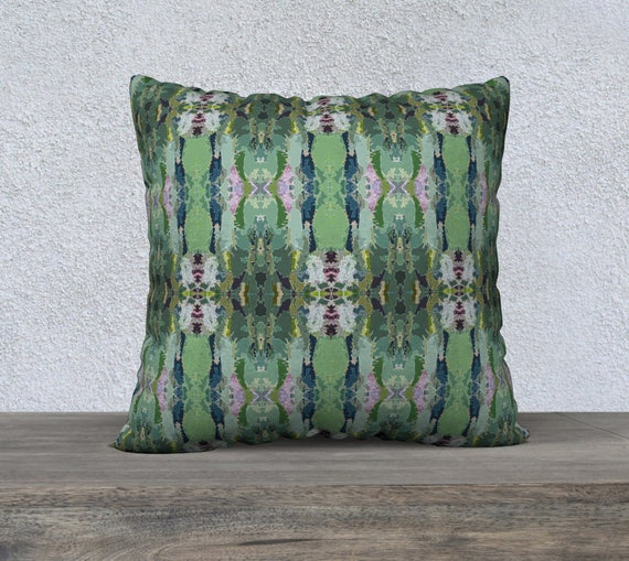 Cactus Flower Pillow Cover