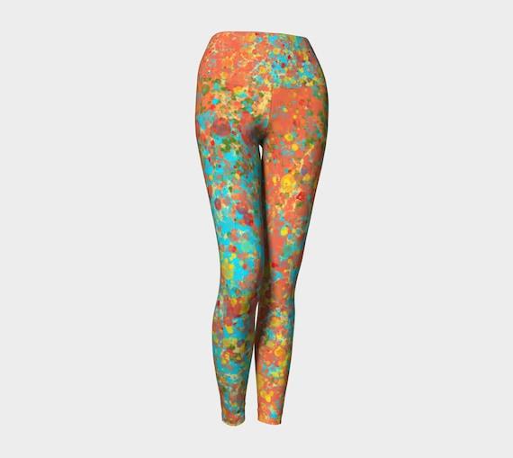 Carnival Yoga Leggings