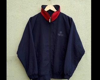 325d995e833 Vintage jaren 90 Paolo Gucci Wind breaker jas met capuchon