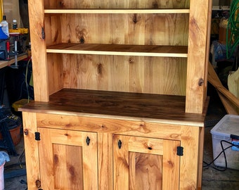 Cabinet Storage Hutch   *NOT FOR SALE*