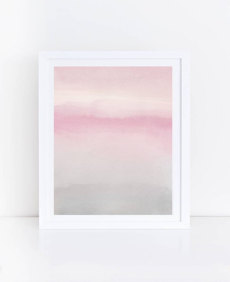 photograph about Watercolor Printable identified as Watercolor Printable Artwork, Blush Grey Wall Artwork, Crimson Gray Summary Artwork, Summary Artwork Print, Red Watercolor Print, Prompt Down load Artwork