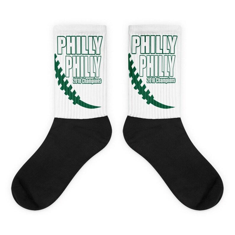 Philadelphia Eagles Philly Philly Socks