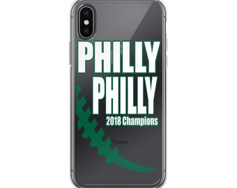 Philadelphia Philly philly iPhone Case Choose your kind
