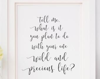 Wild Precious Life Etsy