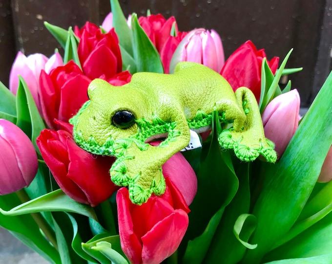 Keyring Frog