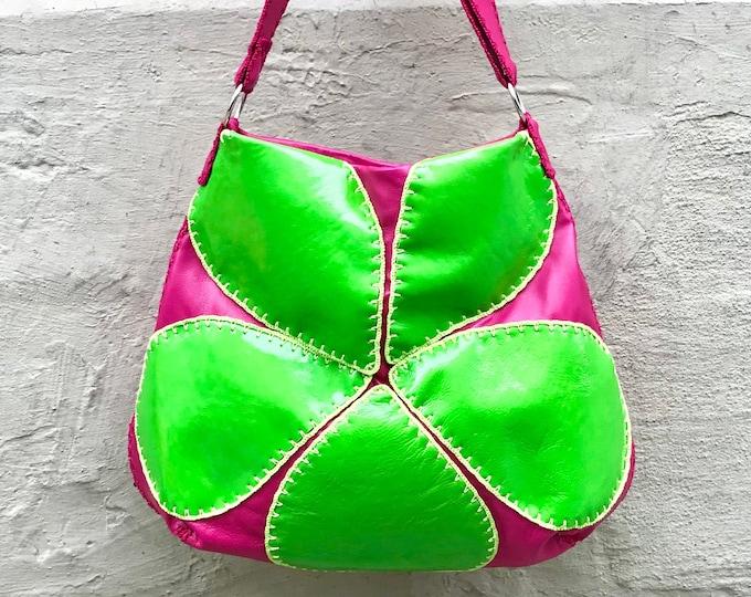 "Hippie Bag ""Micha goes shopping"""