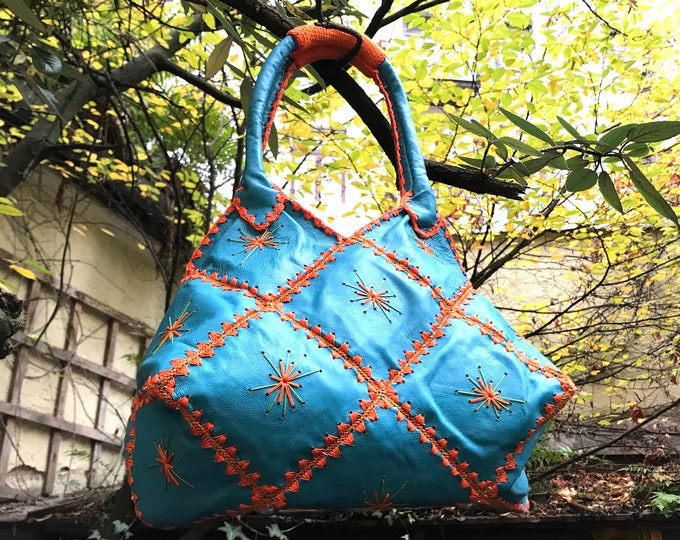 "Hippie Bag ""Happy weekend"""