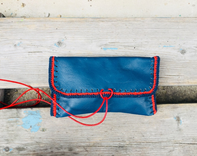"Tobaco pouch/ glasses case ""Joy"""