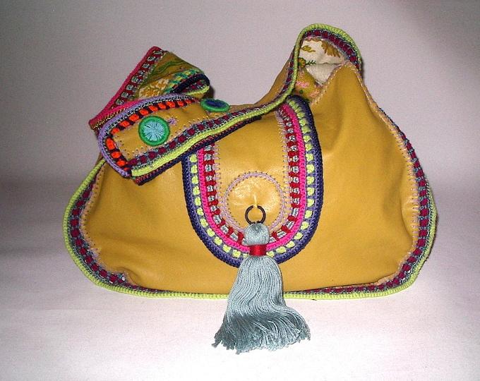 """XL Hippie Bag """"Big summerlove"""""""