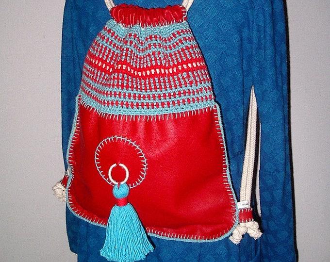 Backpack Crochetlove