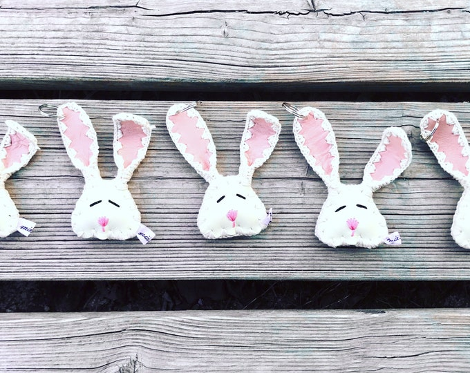 Keyring Easterbunny