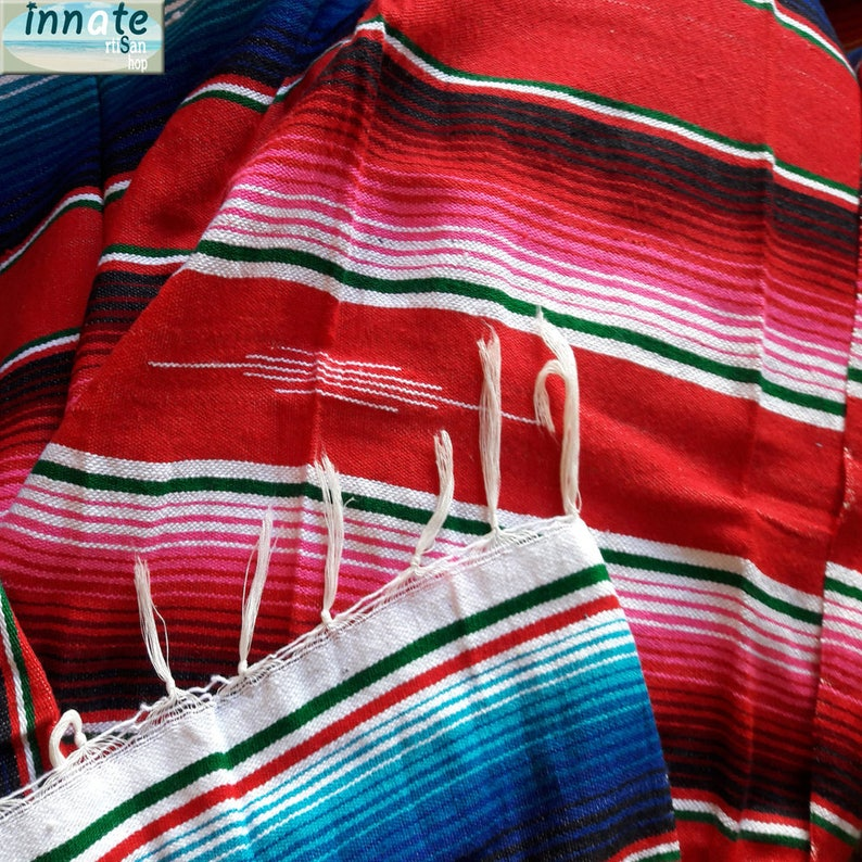 XL Serape table runners,fiesta table runner,ethnic,native,artisan,multi color,fiesta,5 mayo,big,Mexican decor,boho,chic,artisan,serape
