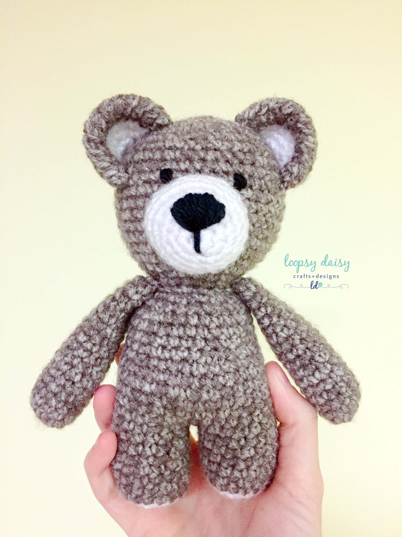 Bear Love Blanket Crochet pattern UK – Kerry Jayne Designs | 3000x2250