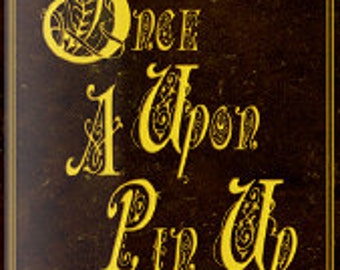 ArtBook Once Upon A Pin-Up