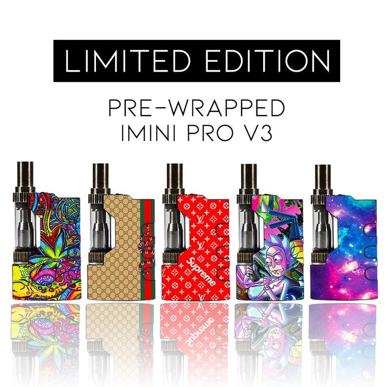 Pluto iMini Pro V3 - Pre-Wrapped - Vinyl Wrap Protective Sticker by VCG  Customs