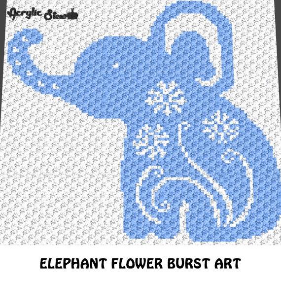 Tuto amigurumi - Éléphant - Tout sur le crochet et les