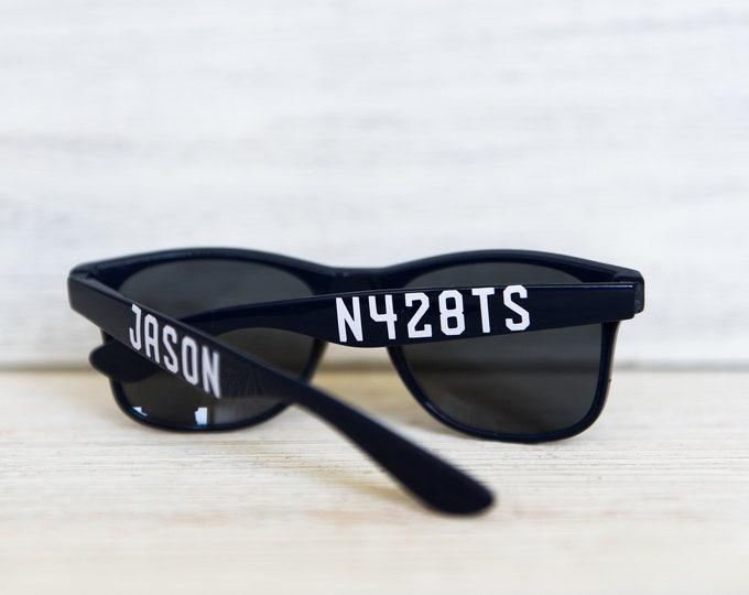 Tailnumber sunglasses