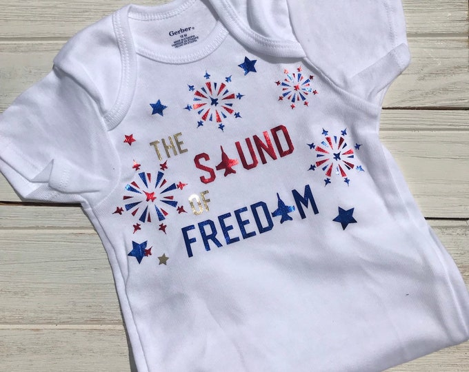 Sound of Freedom Kids shirt