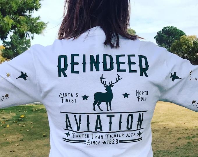 Reindeer Aviation long sleeve