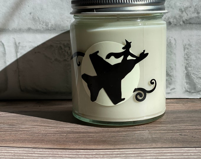 Sonic boo Candle