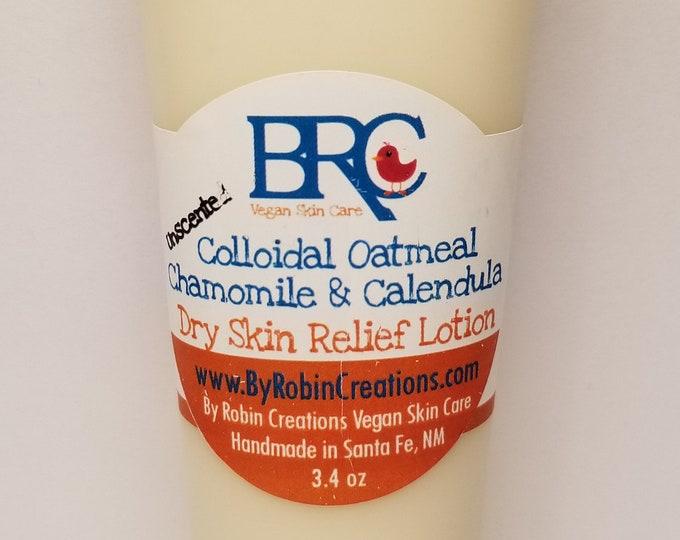 Vegan Eczema Relief Hand Cream