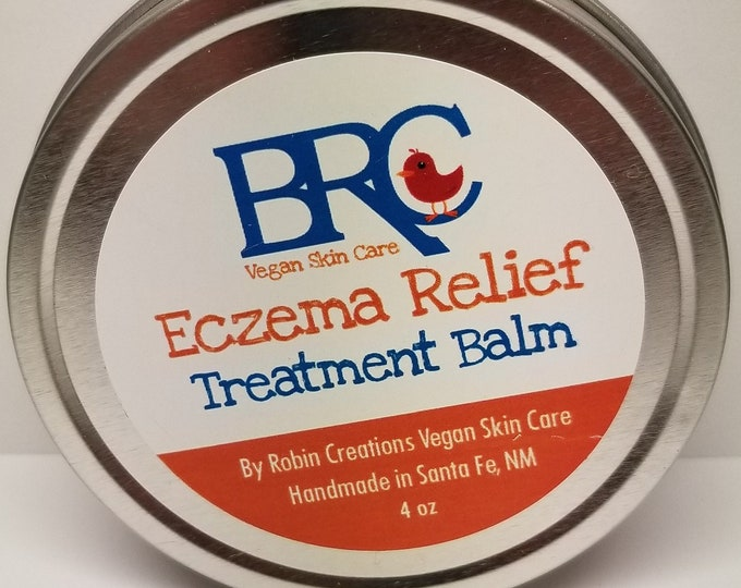 Vegan Eczema Relief Balm