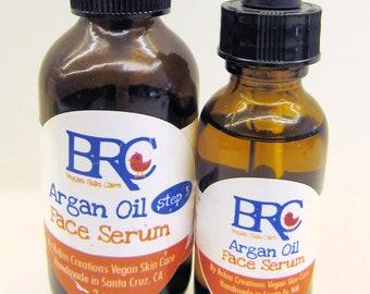 Vegan Argan Oil Face Serum