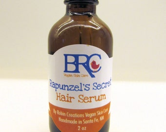Rapunzel's Secret Hair Strengthening Serum
