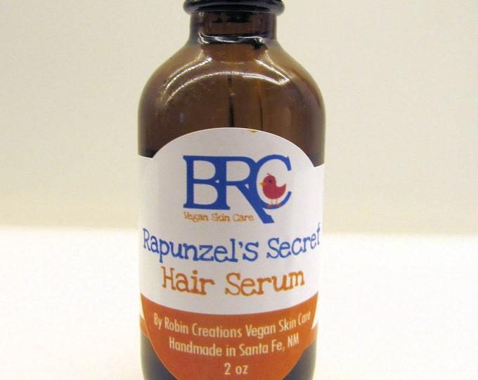 Rapunzel's Secret Hair Strengthening Serum