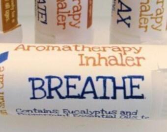 Medicinal Aromatherapy Inhaler