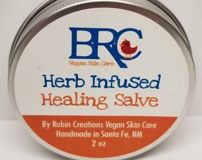 Vegan Healing Salve