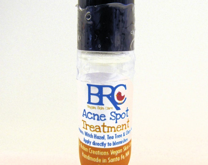 Vegan Acne Spot Treatment