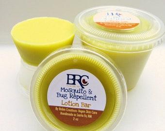 Vegan Bug & Mosquito Repellent Lotion Bars