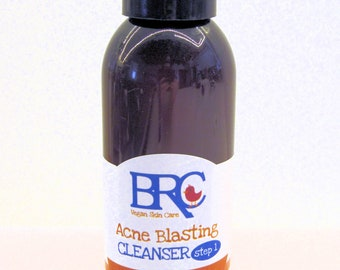 Vegan Oil Cleanser for Acne