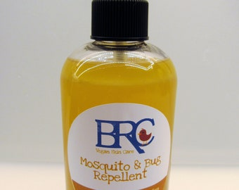 Vegan Bug & Mosquito Repellent Spray