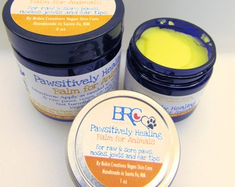 Healing Balm for Paws, Noses, Jowls & Ear Tips