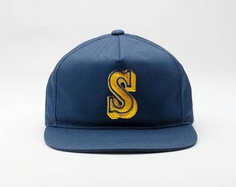 260e7c63e2f Seattle Mariners Hat - Vintage Mariners Hat