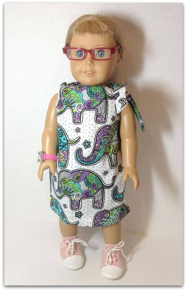 4255e0b2448 Handmade American Girl Doll Dress 18 Doll Dress