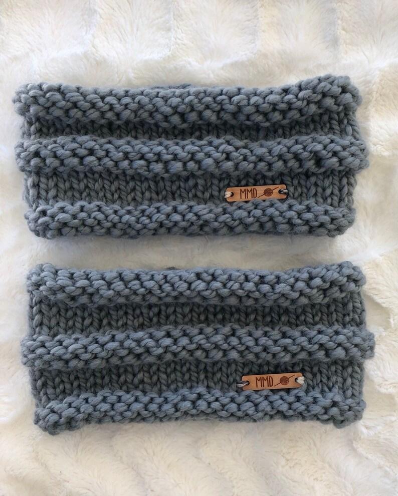 218d7ab3b2e Knit Set  Ear warmer Set  Headband Set  Willow Earwarmers
