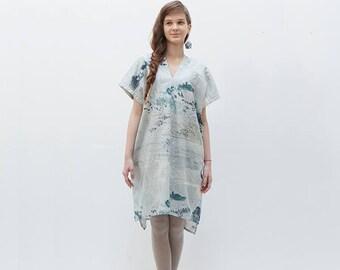 Paper Pattern | Nani IRO tunic dress Pattern