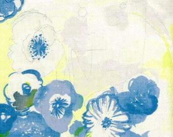 Nani Iro double gauze KOMOREBI tender days kokka japanese fabric- 50cm